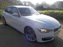 2012 BMW 316D SPORT 316D SPORT Manual For Sale In Waterlooville, Hampshire