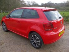2013 VOLKSWAGEN POLO MATCH EDITION MATCH EDITION Manual For Sale In Waterlooville, Hampshire