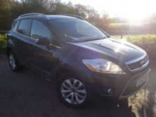 2012 FORD KUGA TITANIUM TDCI A 163 TITANIUM TDCI Automatic For Sale In Waterlooville, Hampshire