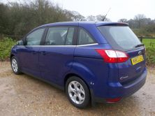 2014 FORD GRAND C-MAX ZETEC TDCI 11 GRAND ZETEC TDCI Manual For Sale In Waterlooville, Hampshire