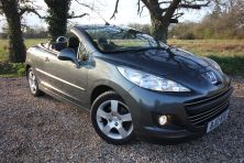2013 PEUGEOT 207 CC ACTIVE CC ACTIVE Manual For Sale In Waterlooville, Hampshire