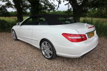 2013 MERCEDES E350 SPT CDI BLUECY 265 A E350 CDI BLUEEFFICIENCY SPORT Automatic For Sale In Waterlooville, Hampshire