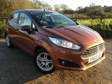 2013 FORD FIESTA ZETEC ZETEC Manual For Sale In Waterlooville, Hampshire