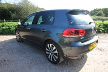 2012 VOLKSWAGEN GOLF GTD GTD Manual For Sale In Waterlooville, Hampshire
