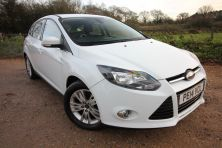 2014 FORD FOCUS TITANIUM NAVIGATOR TITANIUM NAVIGATOR Automatic For Sale In Waterlooville, Hampshire