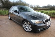 2010 BMW 318D M SPORT AUTO 318D M SPORT Automatic For Sale In Waterlooville, Hampshire
