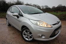 2012 FORD FIESTA ZETEC ZETEC Manual For Sale In Waterlooville, Hampshire