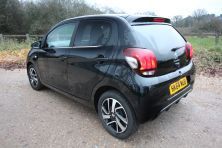 2015 PEUGEOT 108 ALLURE ALLURE Manual For Sale In Waterlooville, Hampshire