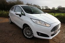 2013 FORD FIESTA TITANIUM TDCI TITANIUM TDCI Manual For Sale In Waterlooville, Hampshire
