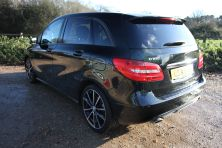 2014 MERCEDES-BENZ B180 SPORT CDI BLUEEFFICI B180 CDI BLUEEFFICIENCY SPORT Manual For Sale In Waterlooville, Hampshire