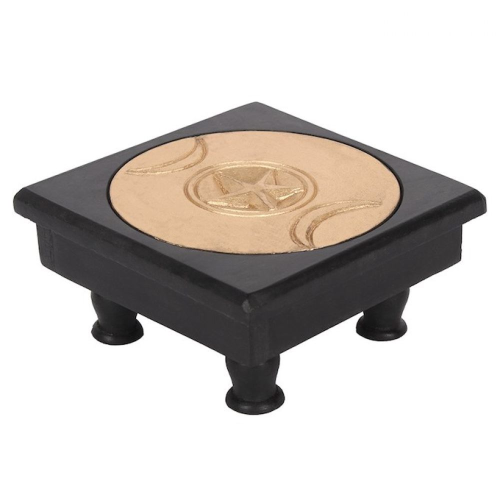 Small Triple Moon Altar Table