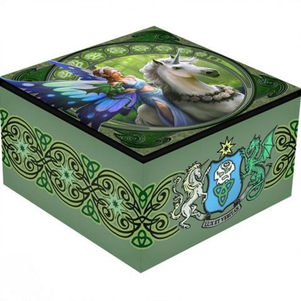Anne Stokes Realm of Enchantment Mirror Box