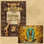 Egyptian Diary & Calendar Set 2022