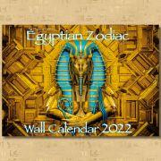 Egyptian Wall Calendar 2022