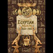 Flickering Egyptian Moon Diary 2022