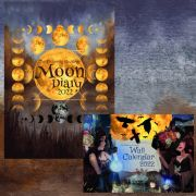 Moon Diary & Calendar Set 2022